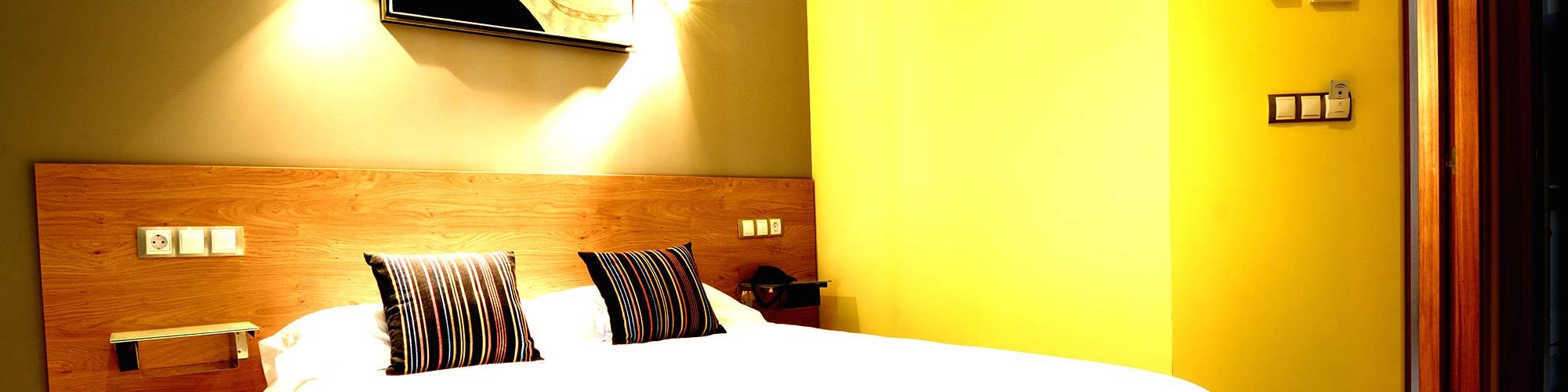 Resultado de imagen para habitacion de hotel